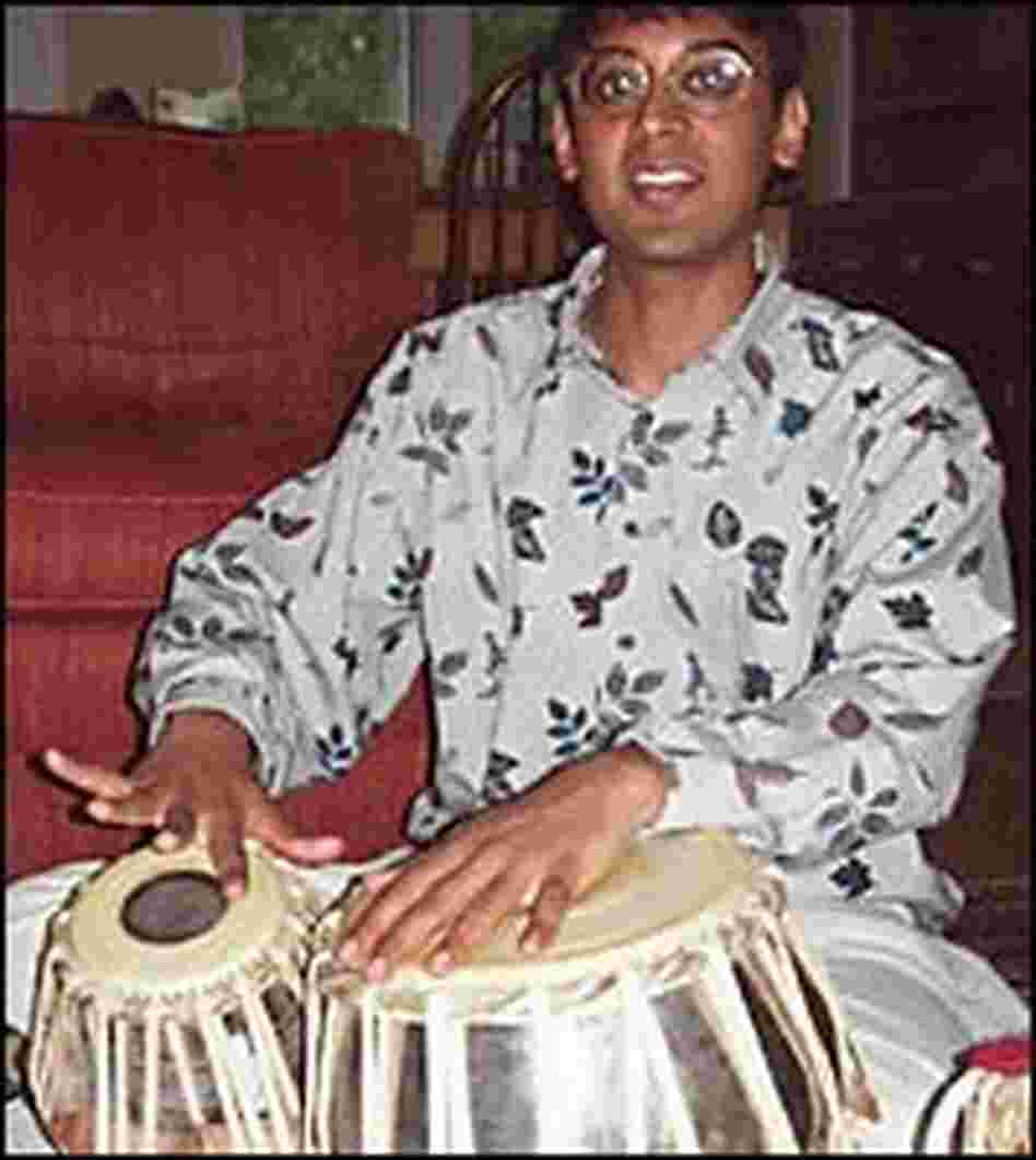 Number theorist Manjul Bhargava is also a master of tabla.