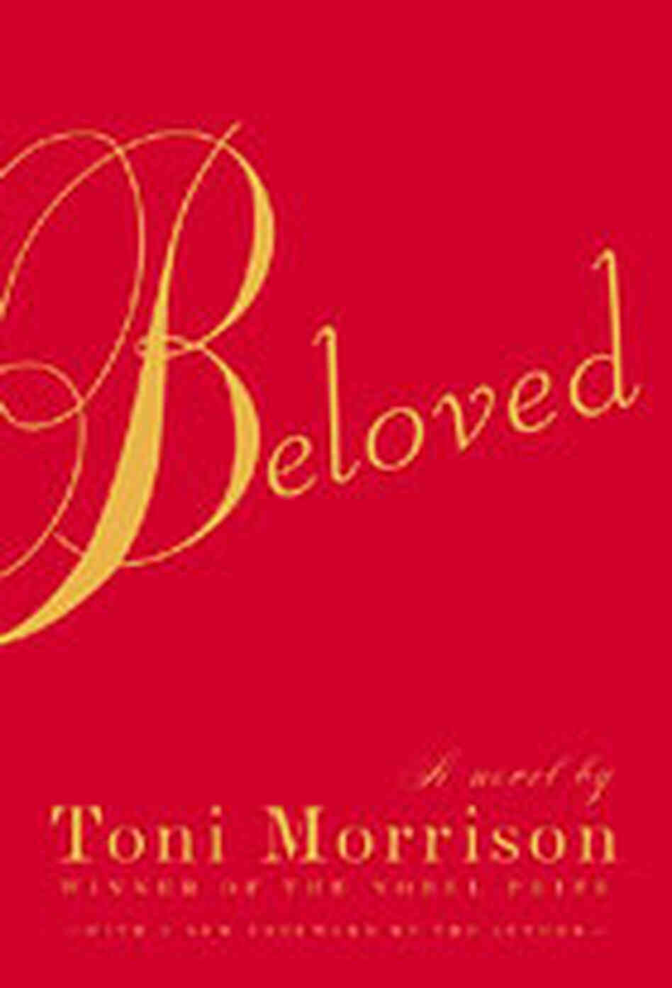 'Beloved' book cover