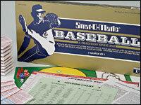 Baseball Fans Stay True To Low Tech Board Game Npr