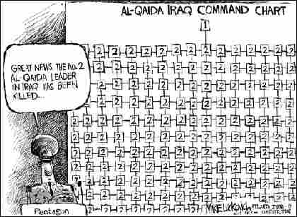 Luckovich-Al Qaida. Credit: Mike Luckovich, Atlanta Journal-Constitution.