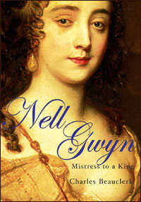 Cover of Nell Gwyn: Mistress to a King