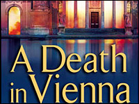 Detail from the cover of Daniel Silva's 'A Death in Vienna'