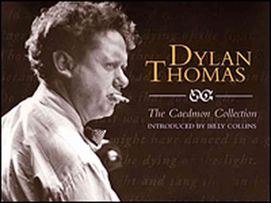 Detail of Cover of 'Dylan Thomas'