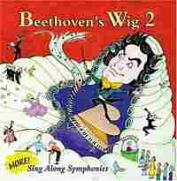 Cover for 'Beethoven's Wig 2'