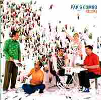 Cover for the Paris Combo CD 'Motifs'