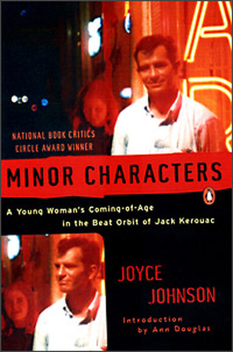 "The cover of ""Minor Characters."" Credit: Penguin Books."