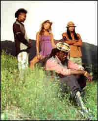 The Black Eyed Peas. Credit: Christian Lantry.