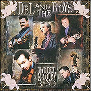 Del and the Boys cover