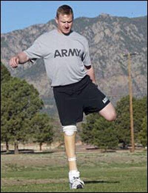 David Rozelle exercising