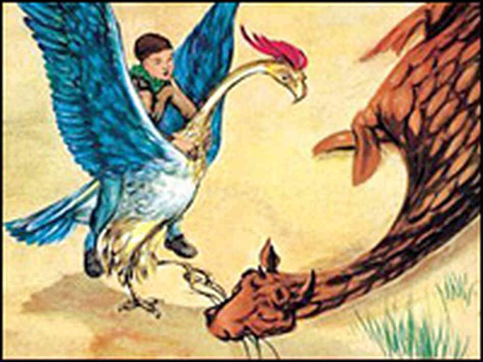 Edward Ormondroyd's 'David and the Phoenix'