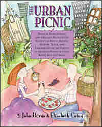 Detail from the cover of 'The Urban Picnic'