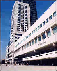 In 1969, the Juilliard School moved to its current environs at Lincoln Center
