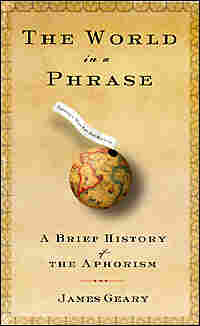 The cover of 'The World in a Phrase'. Credit: Bloomsbury.