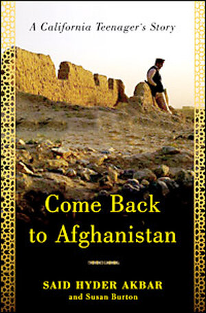 'Come Back to Afghanistan' cover. Credit: Eric Fuentecila, Stephanie Sinclair/Corbis, Bloomsbury.