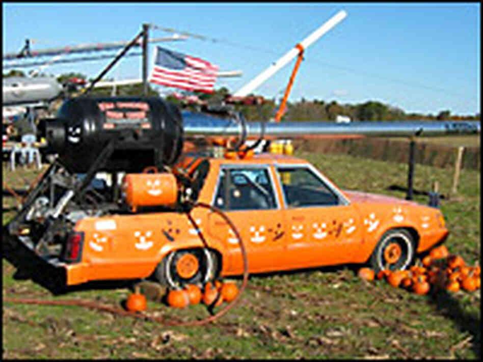 how to build a pumpkin chunkin air cannon