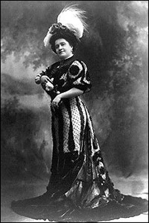 Luisa Tetrazzini. Credit: Library of Congress.
