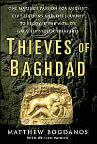 'Thieves of Baghdad' book cover. Credit: Eric Fuentecilla, Bloomsbury Publishing.