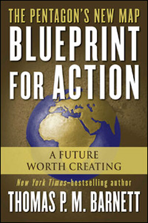 "The cover of ""Blueprint for Action."" Credit: Putnam & Riverhead Books."