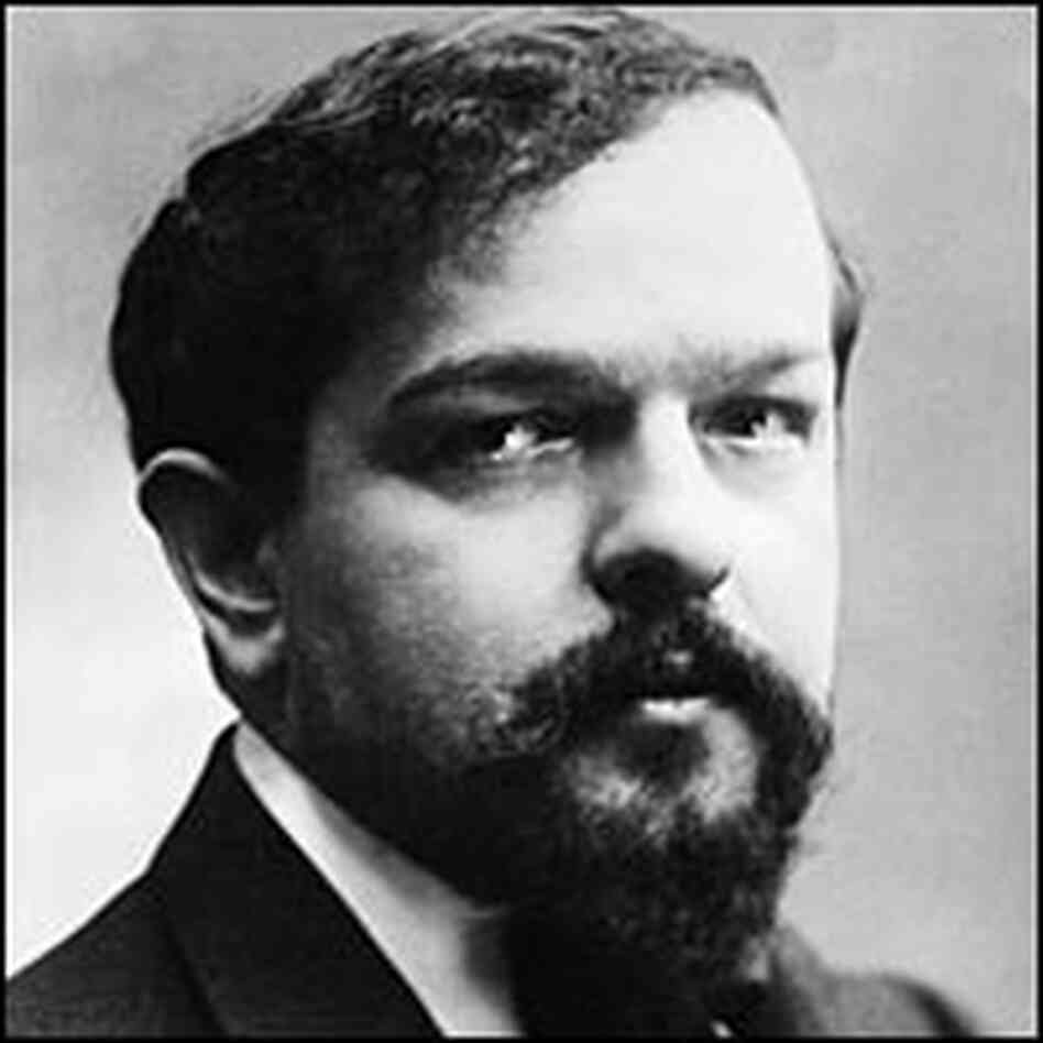 A 1908 portrait of Debussy