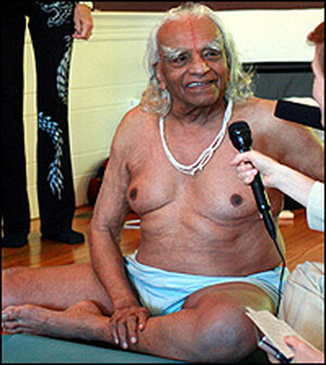 Iyengar discusses the benefits of the ancient art with NPR's Allison Aubrey