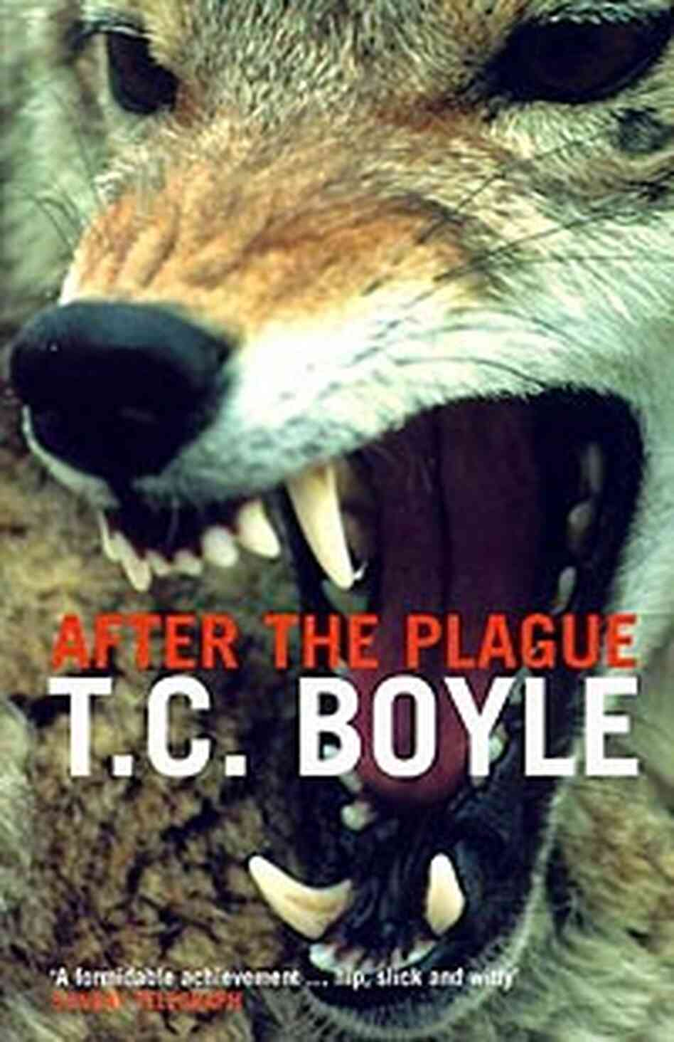 Cover for T.C. Boyle's 'After the Plague'