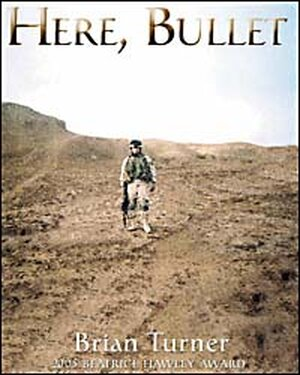 Cover of Here, Bullet