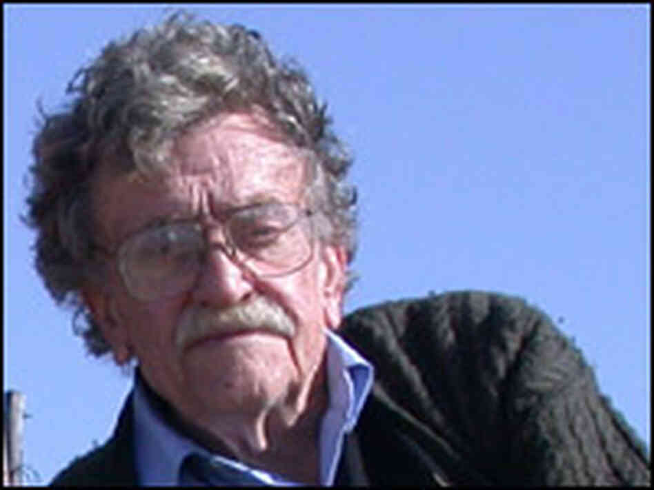 Hide caption kurt vonnegut is well known as an author but his