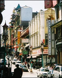 Chinatown today