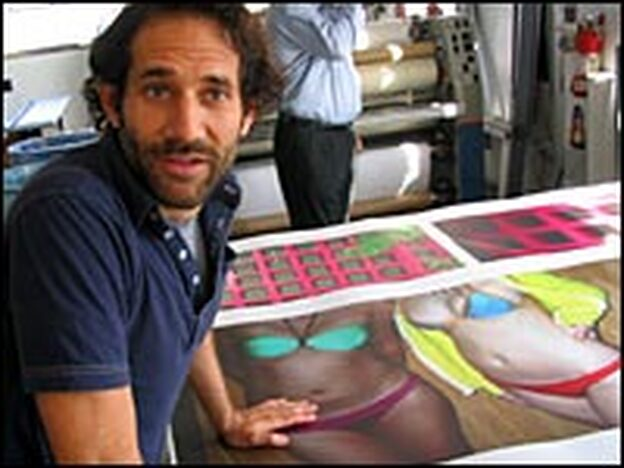 "American Apparel owner Dov Charney likes to claim American Apparel is ""sweatshop free."""