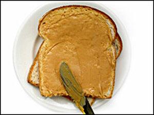 Peanut Butter for Breakfast