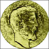 The Fields medal.