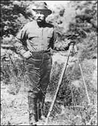 William Mulholland surveys the Owens Valley