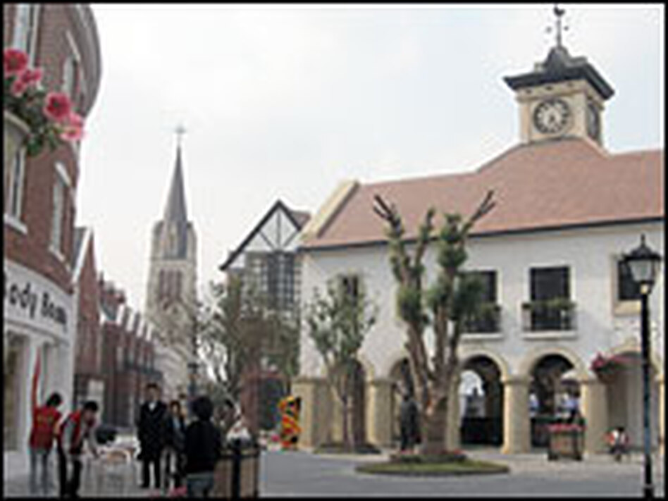 The town's market square even has its own statue of Winston Churchill.