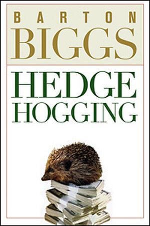 The cover of HedgeHogging. Credit: Wil