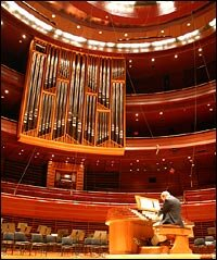 Organ Music: Pulling Out All the Stops : NPR
