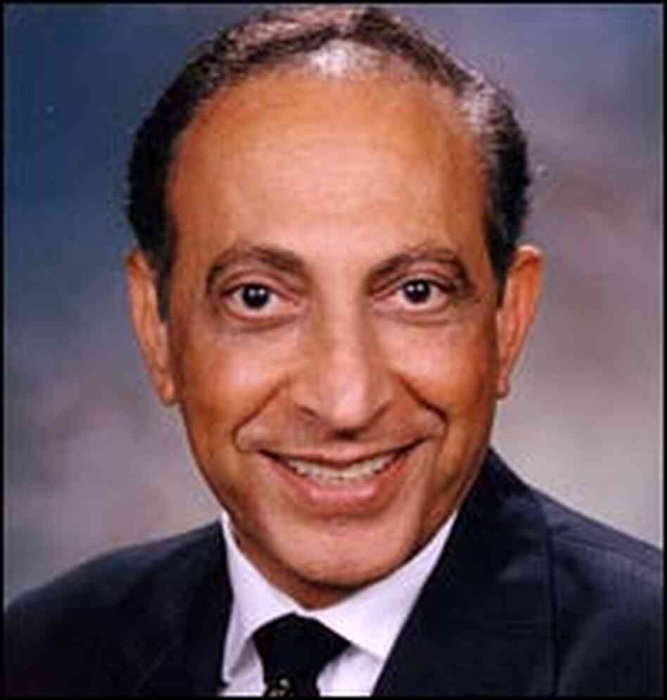 Iranian-born Jim Delshad is the vice mayor of Beverly Hills, Calif.