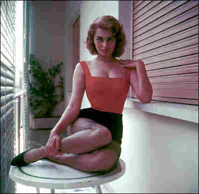 Sophia Loren (at 19), 1953