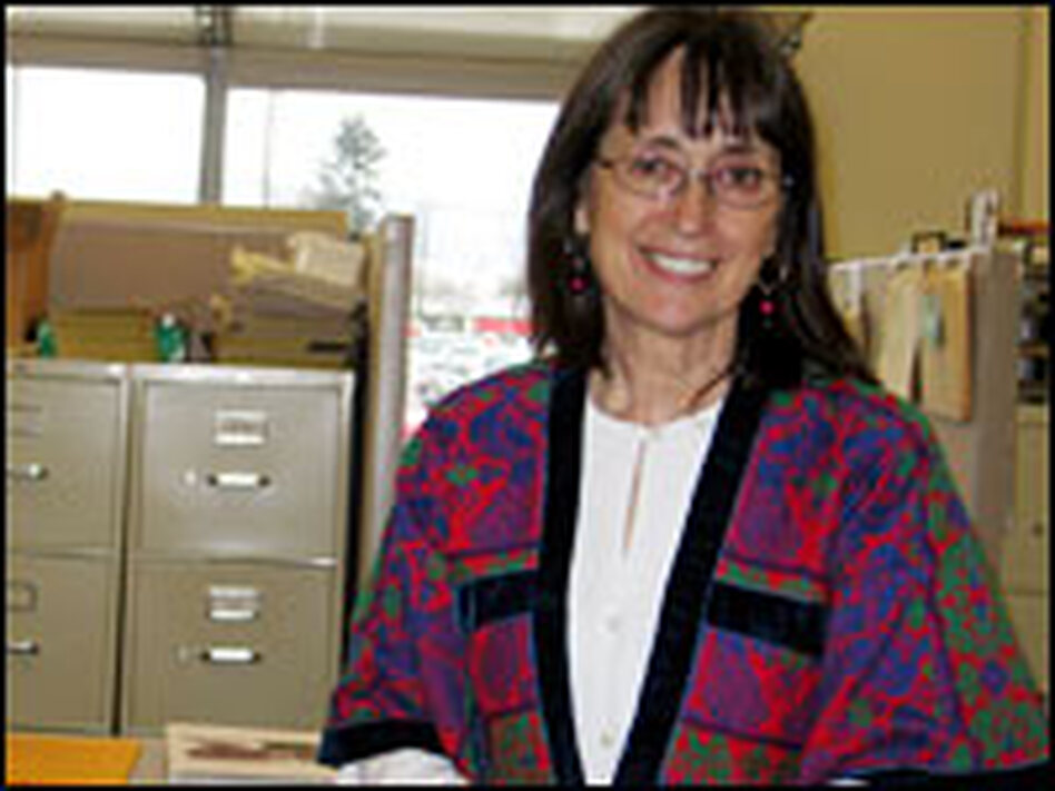 Linda Huddle heads the Gateway to College program at Portland Community College.