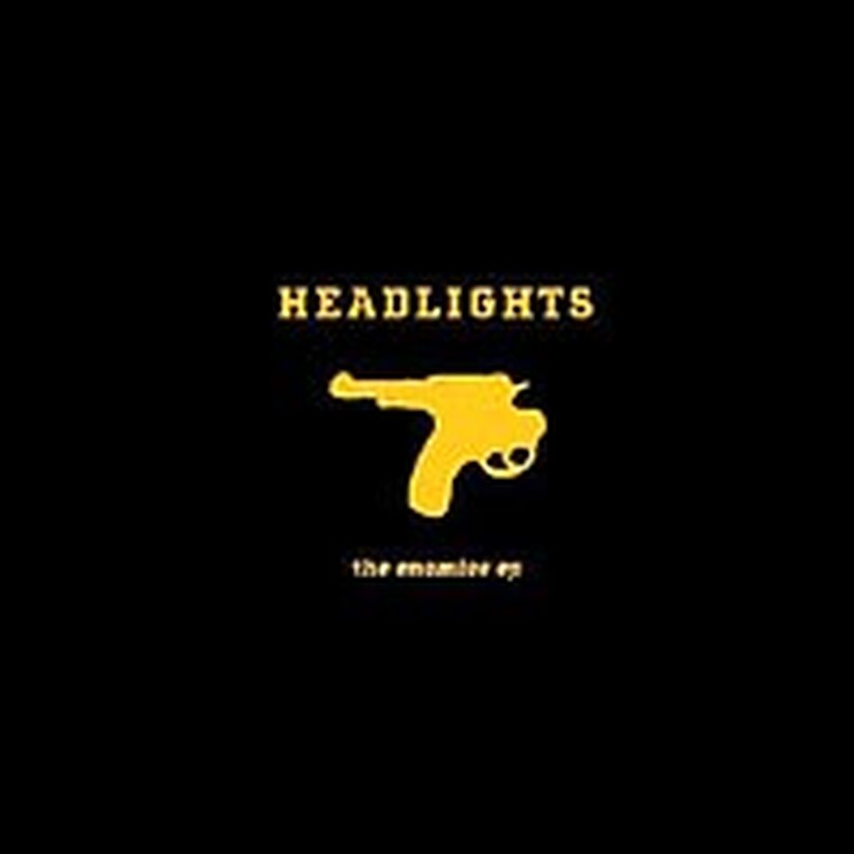 Cover for the Headlights CD 'The Enemies'