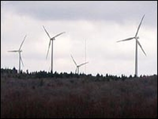Rural Tucker County, W.Va., has 44 mountaintop windmills. They're tall enough that their rotating blades can be seen for miles, and loud enough that their whooshing sound is heard in the nearby hollows.