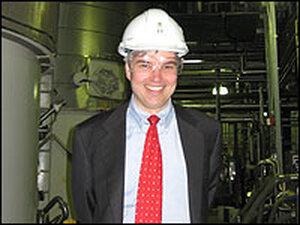 Brian Foody, CEO of Iogen