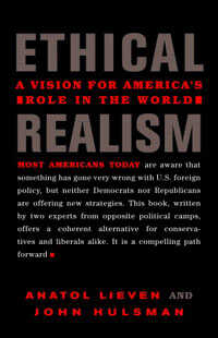 'Ethical Realism' book cover