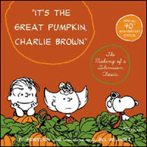 'It's the Great Pumpkin, Charlie Brown' book cover