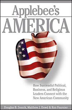 'Applebee's America'  book cover