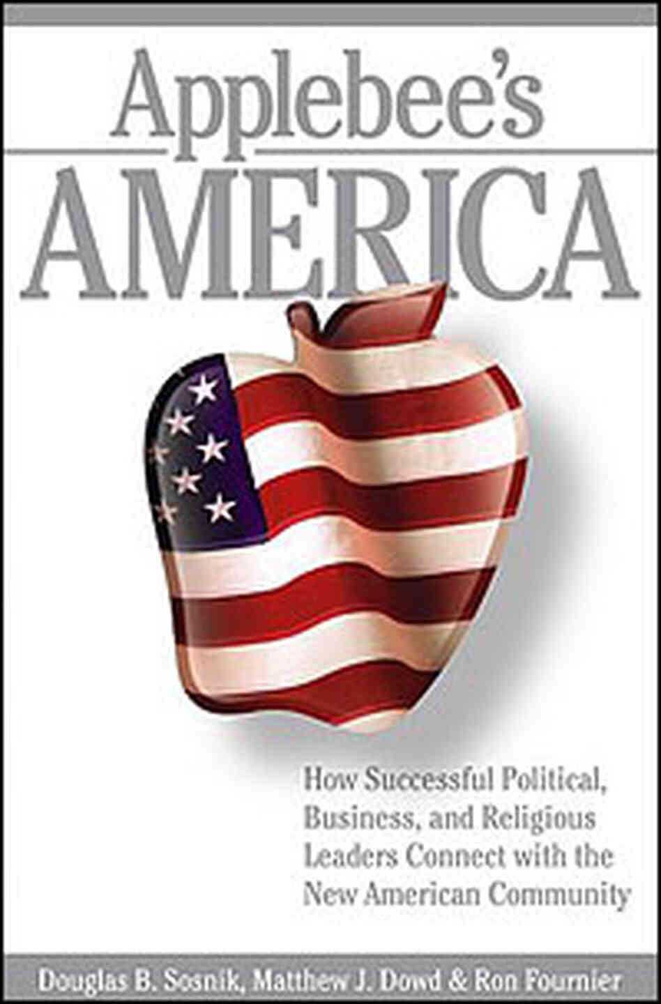 'Applebee's America'  book cover