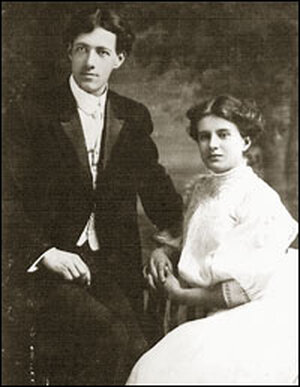 Aimee and Robert Semple