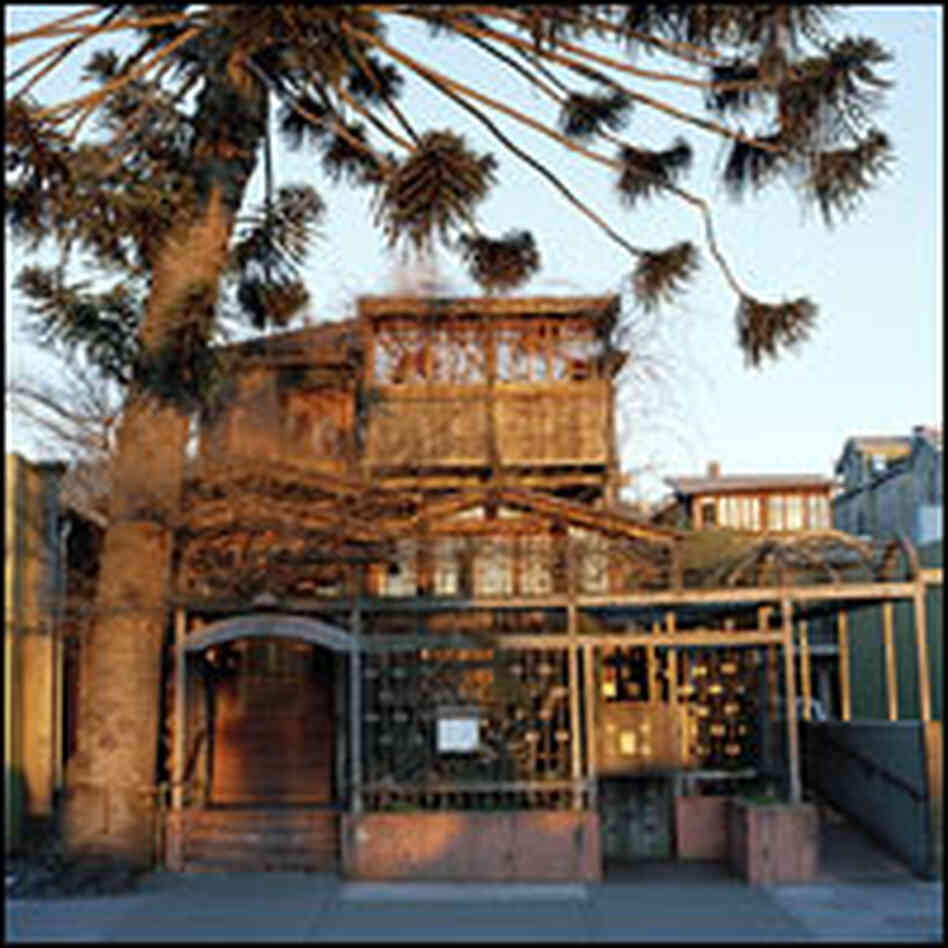 Chez Panisse opened its doors in 1971.