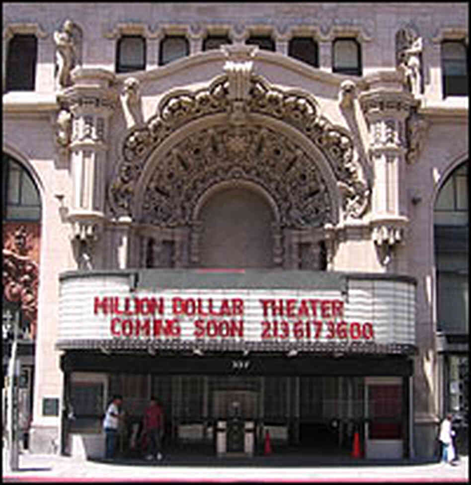 The Million Dollar Theater