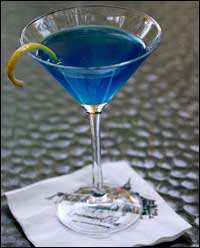 A Commander's Palace Martini