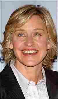 Ellen DeGeneres, Getty Images